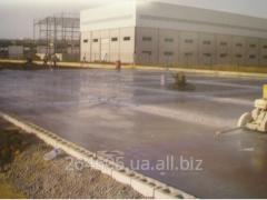 Concrete bulk industrial floors