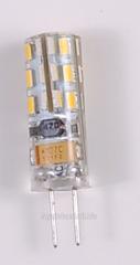 Светодиодная лампа G4 2W 12V в точечный светильник