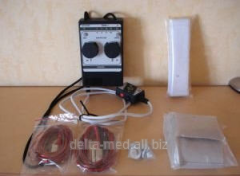 MIORITM 021 electrostimulator. Devices for electrostimulation