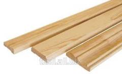 Platband 7G2, platbands wooden on windows