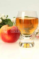 Сок яблочный концентрированный осветленный