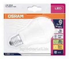 Led lamp of Osram PARA Classic A25 3.2W/827