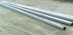 Опоры железобетонные СВ-95 - вместе с услугами по