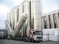 Material storage silos