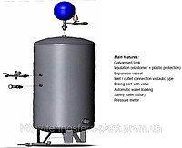 Closed type water tank
