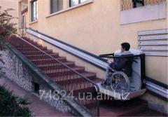 Лестничные подъемники для инвалидов KLEEMANN
