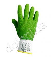 Doloni gloves nylon (the made foam green latex),