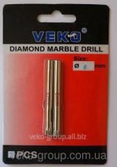 Сверло алмазное кольцевое Veko 8*65мм