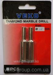 Drill diamond ring Veko 12*65mm