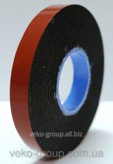 Bilateral adhesive tape heat-resistant Salteyp