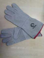 Перчатки  Краги без подкладки