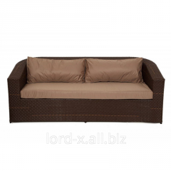 Sofa with pillows Comfort the standard