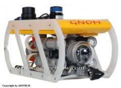 ROV-телеуправляемый подводный аппарат