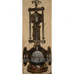 Клапан редукционный регулятор давления прямого