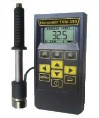 Динамический твердомер ТКМ-459М