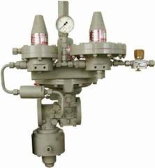 Регулятор давления (I и II ступени)