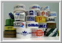 Cinta adhesiva con logo