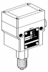 Pressure monitoring device