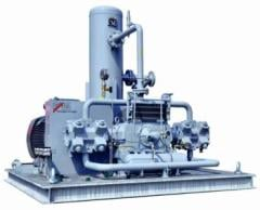 Горизонтальный компрессорный агрегат FAS-Corken 601 АА