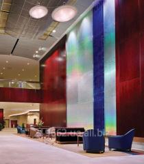 Fyyuzing. Decorative glass panels, panel