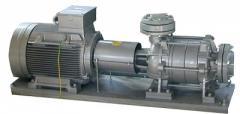 High-performance pump FAS NZ units