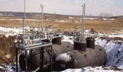 Газовые заправочные станции с подземноразмещенными резервуарами объемом от 4850 до 20000 л