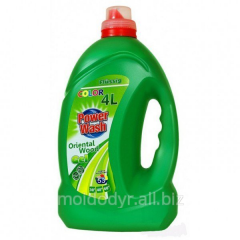 L POWER WASH 4 washing gel (green)