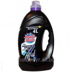 POWER WASH 4 washing gel of l (black)