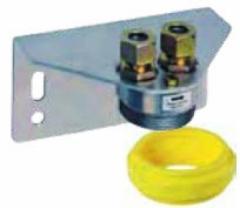 Крепление-адаптер PN1 для газового счетчика FAS G4
