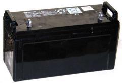 Аккумуляторная батарея (АКБ 6 СТ-140 АЧ ИСТОК)