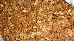 Ядро ореха грецкого, экспорт ореха из Украины