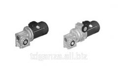 Мотор-вариатор UDL010 0.75кВт B35E
