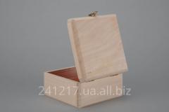 Деревянная шкатулка для декорирования в технике
