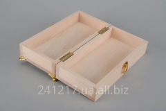 Деревянная шкатулка для декупажа №415551657