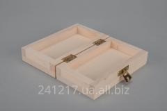 Деревянная шкатулка-заготовка №911461311