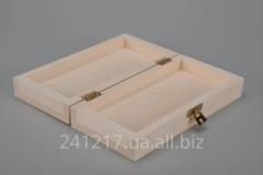 Деревянная шкатулка-заготовка №960143165