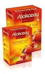 Чай черный крупнолистовой Alokozay