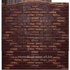 Секционный бетонный забор 19
