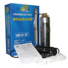 Submersible pump Aquarius of BTsPE 0,5-32U