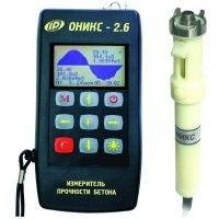 Измеритель прочности бетона Оникс-2.62