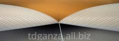Конвейерная лента с тканевым верхним слоем