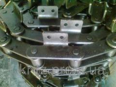 Цепи тяговые пластинчатые М -112-2-100-1...