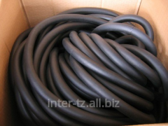 Cord rubber square section 10х10