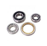 Bearings are roller cylindrical