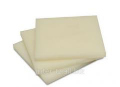 Kaprolon sheet t.10mm