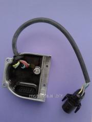The control unit of an autonomous heater of