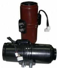 Air autonomous heater Planar - 4DM2, 12V with a