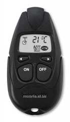 Remote control of management of heaters of Webasto