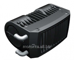 Heater of Olmo Ultimate salon, Additional heater