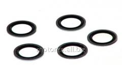 Laying metal-rubber GM DA 15 mm